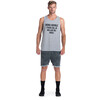 Mons Royale M's Singlet Grey Marl